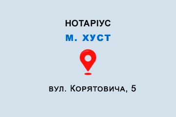 нотаріус Чіжмарь Сергій Іванович