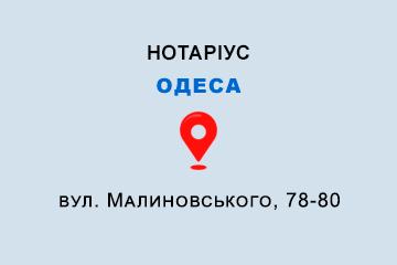 Єлькін Олексій Миколайович Одеська обл., м. Одеса, 65017, вул. Малиновського, 78-80
