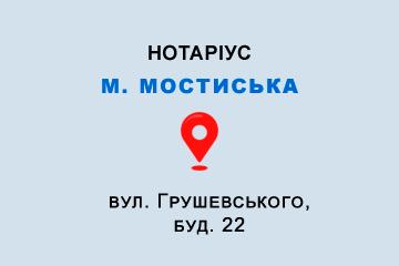 Приватний нотаріус Яксманицький Роман Степанович