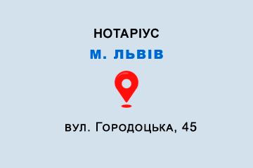 Приватний нотаріус Коцюбинський Андрій Володимирович
