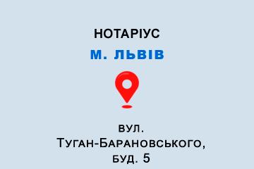 Приватний нотаріус Настасяк Олена Віталіївна