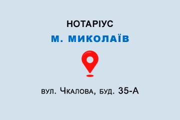 Приватний нотаріус Скорик Максим Олександрович