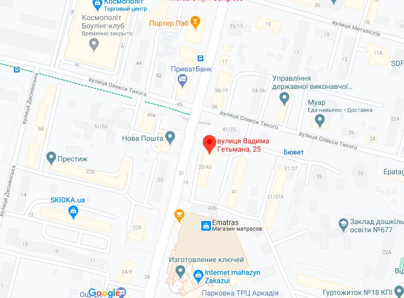 Стиблина Оксана Вячеславівна