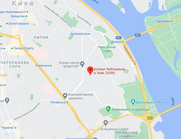 Нотаріус Будзинська Марина Сергіївна Київ, вул. Лейпцігська 6